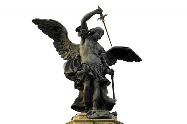 大天使ミカエルの剣